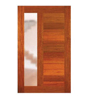 Windoor-1-Light-Horizontal-Pivot-Door