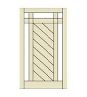 Windoor-5-Light-Diagonal-Pivot-Door